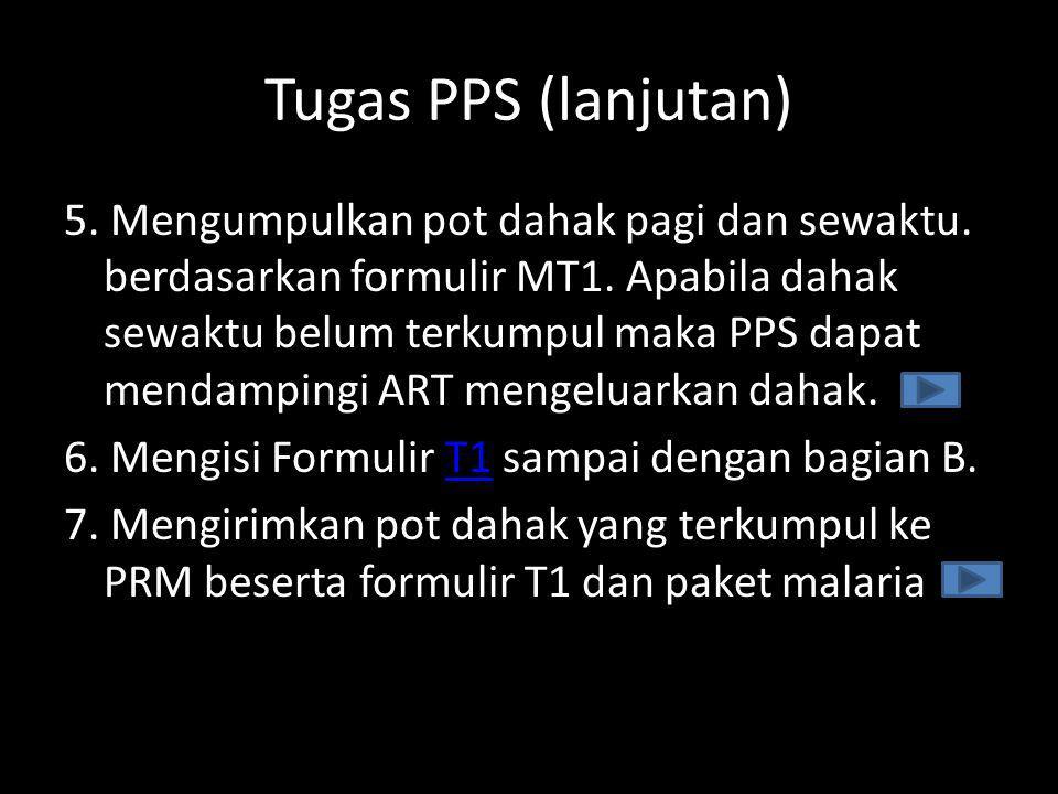 Tugas PPS (lanjutan)
