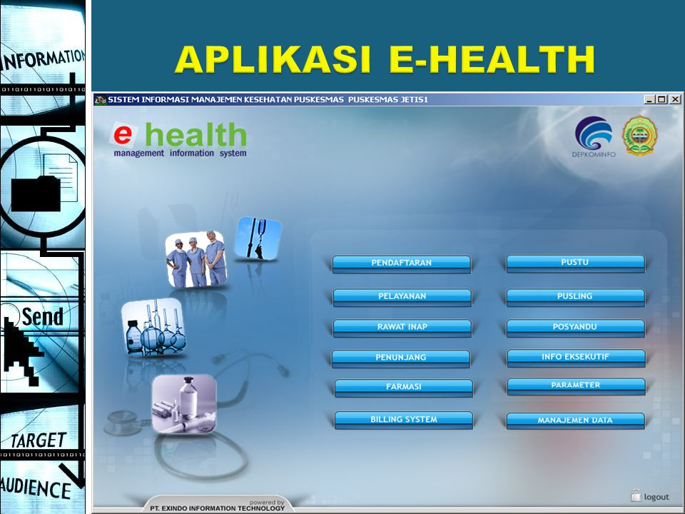 APLIKASI E-HEALTH