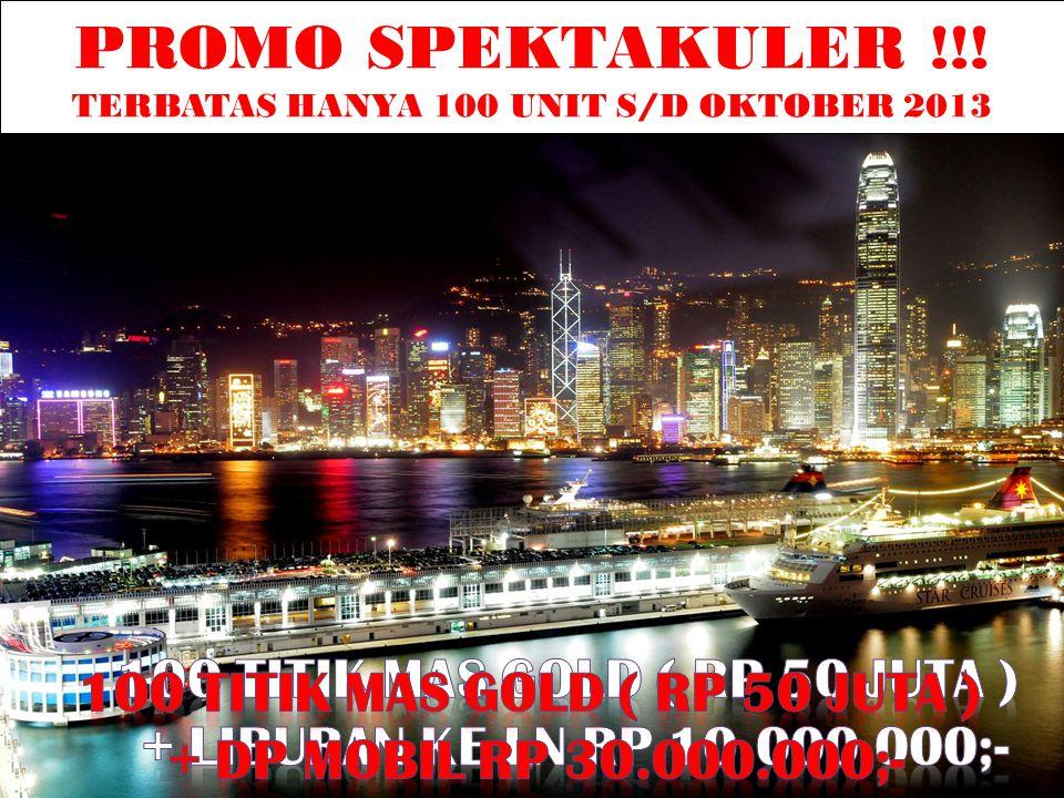 GRATIS LIBURAN KE SINGAPORE DAN HONGKONG !!!