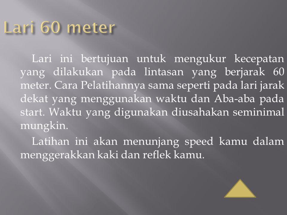 Lari 60 meter