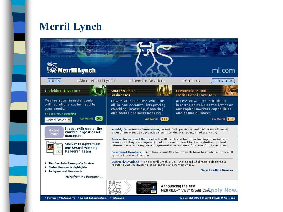 Merril Lynch
