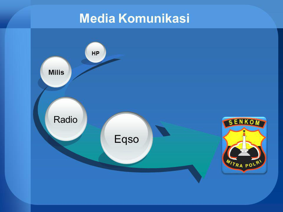 Media Komunikasi HP Milis Radio Eqso