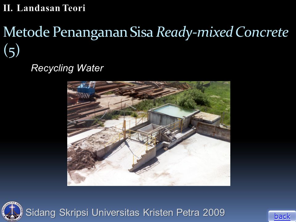Metode Penanganan Sisa Ready-mixed Concrete (5)