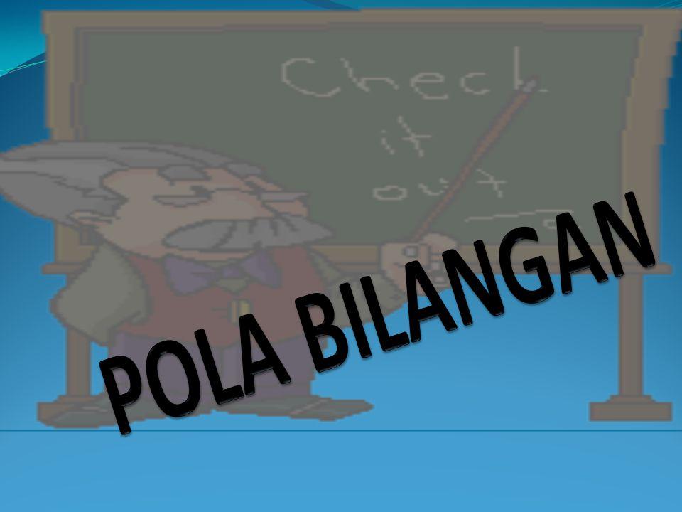 POLA BILANGAN