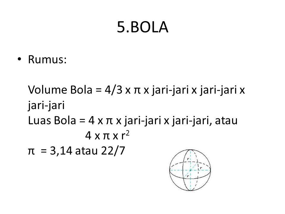 5.BOLA