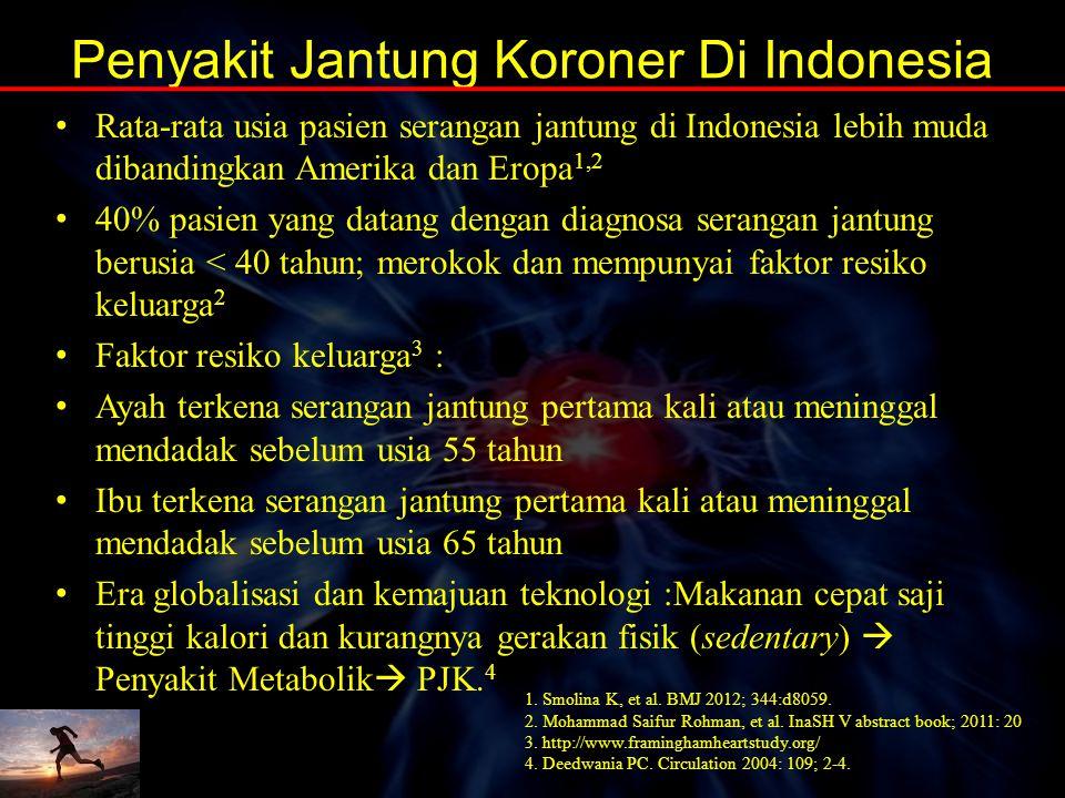 Penyakit Jantung Koroner Di Indonesia