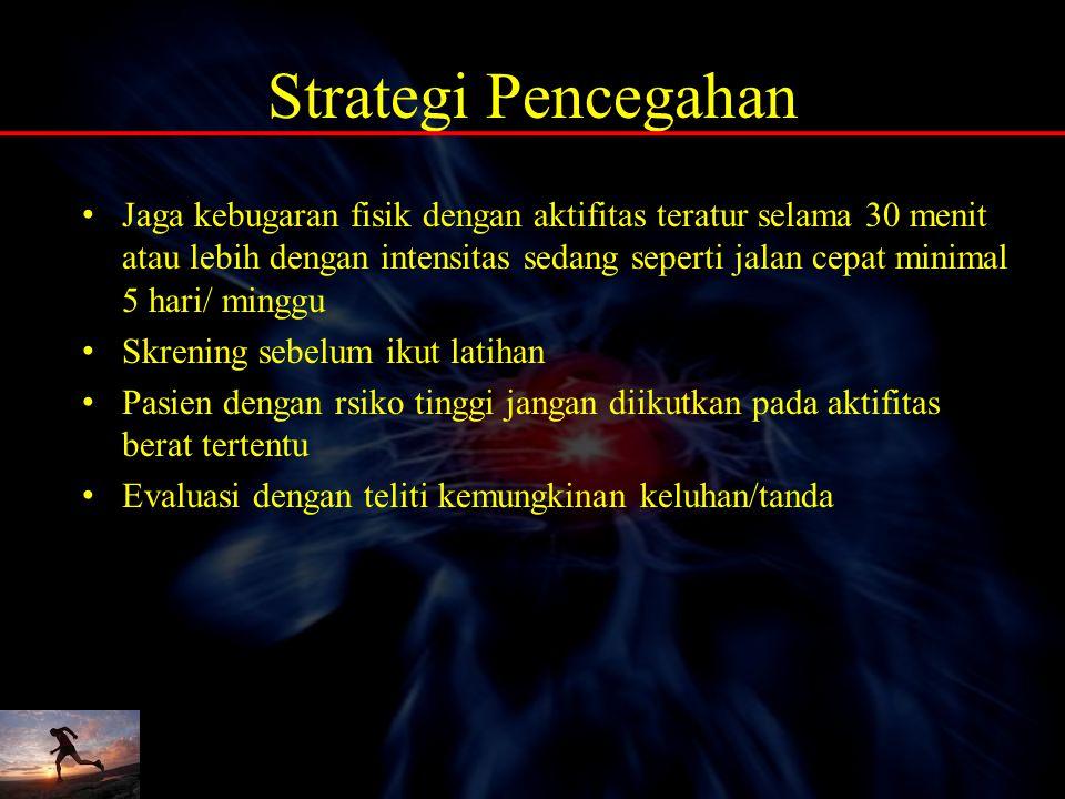 Strategi Pencegahan