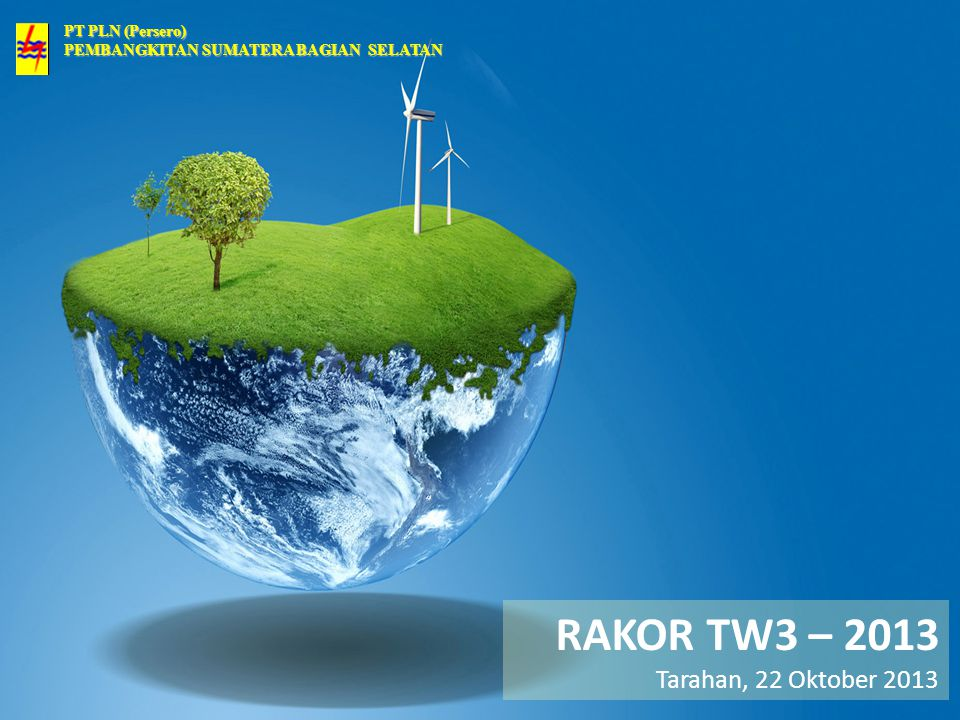RAKOR TW3 – 2013 Tarahan, 22 Oktober 2013