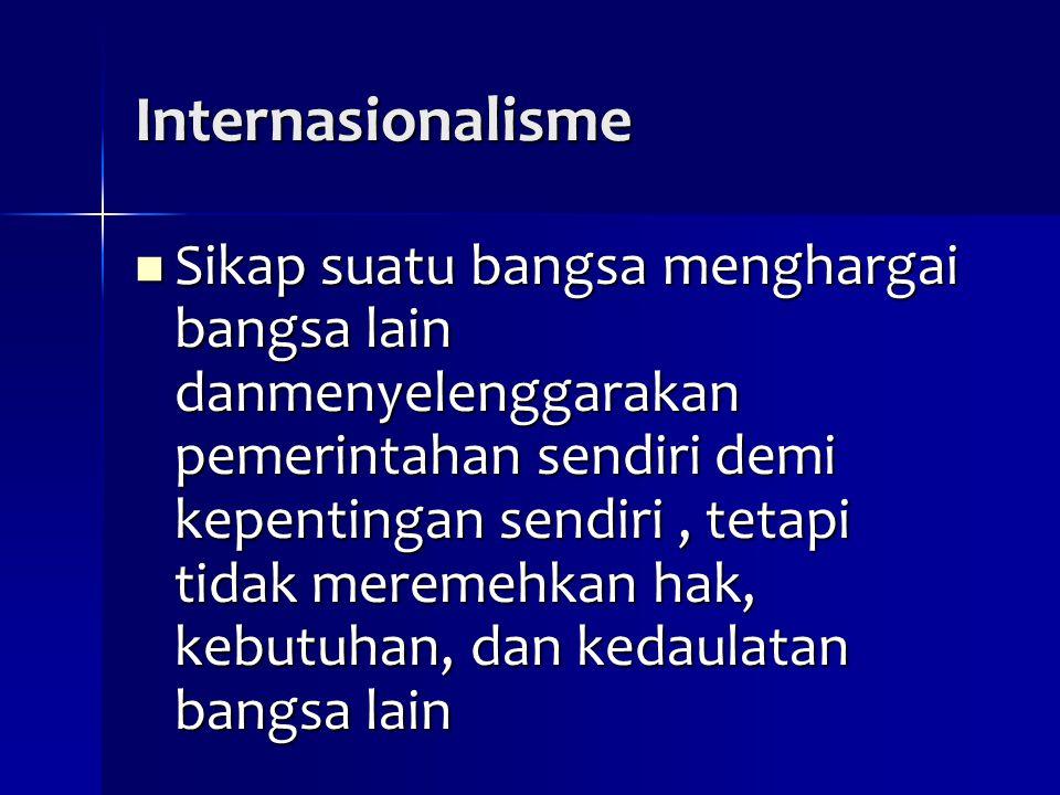 Internasionalisme