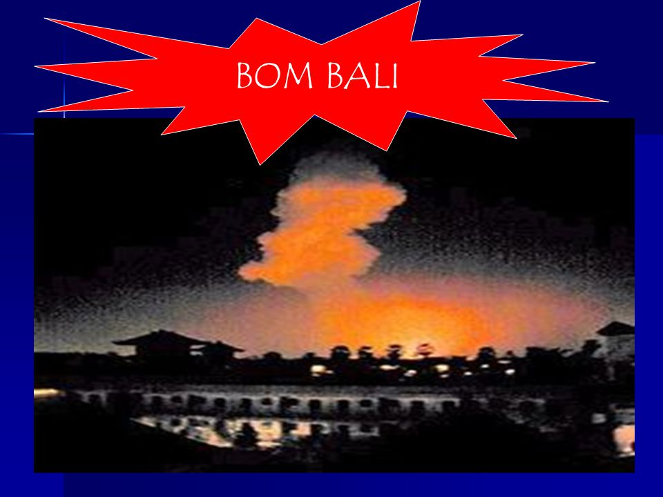 BOM BALI