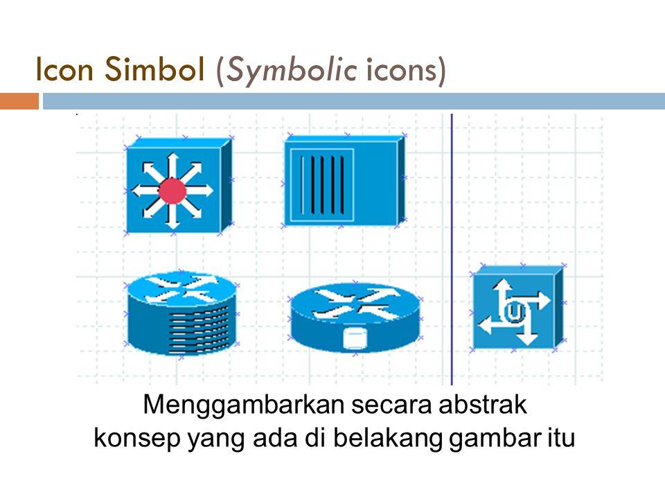 Icon Simbol (Symbolic icons)
