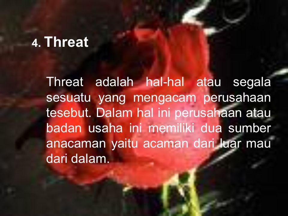 4. Threat