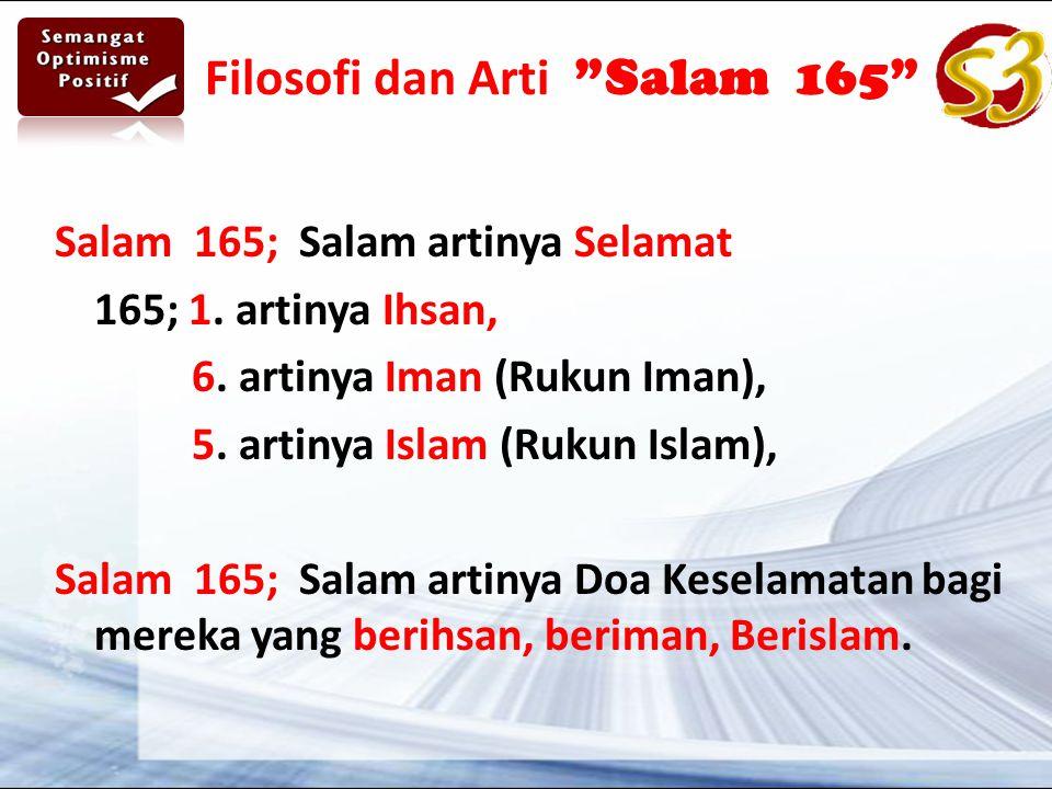 Filosofi dan Arti Salam 165