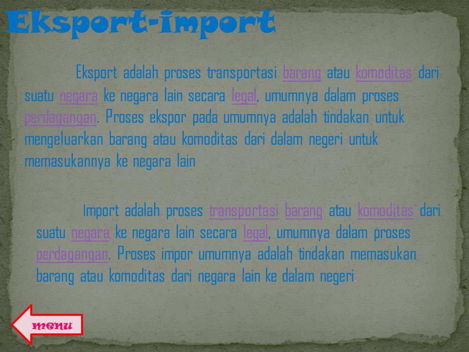 Eksport-import