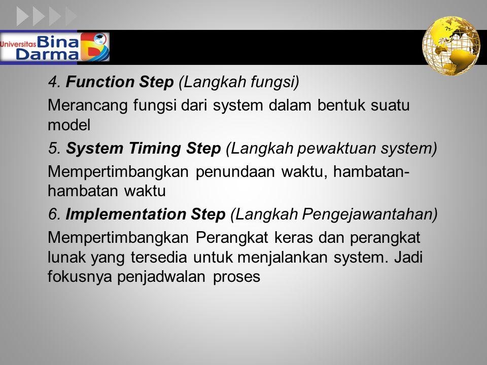 4. Function Step (Langkah fungsi)