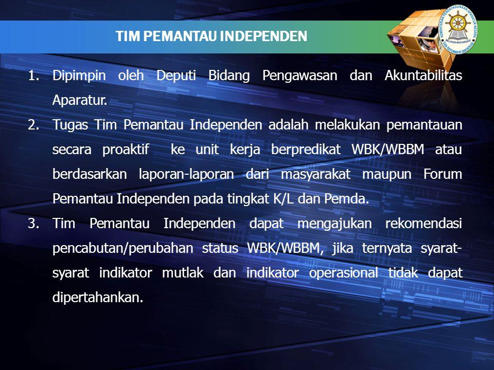 TIM PEMANTAU INDEPENDEN