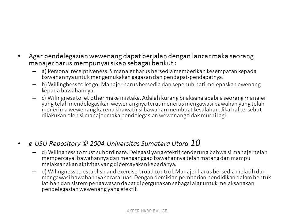 e-USU Repository © 2004 Universitas Sumatera Utara 10