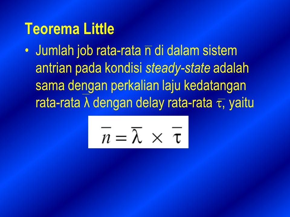 Teorema Little