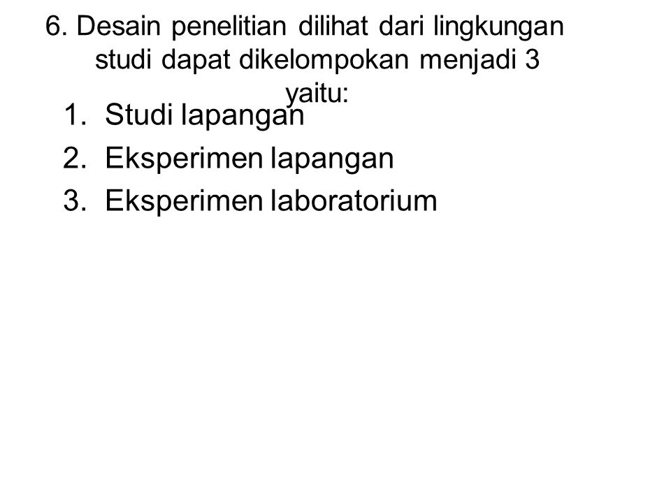 Eksperimen laboratorium