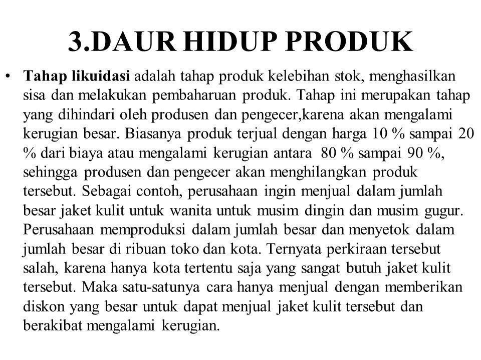 3.DAUR HIDUP PRODUK