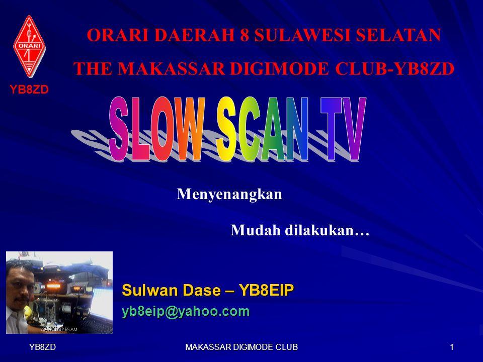 Sulwan Dase – YB8EIP yb8eip@yahoo.com