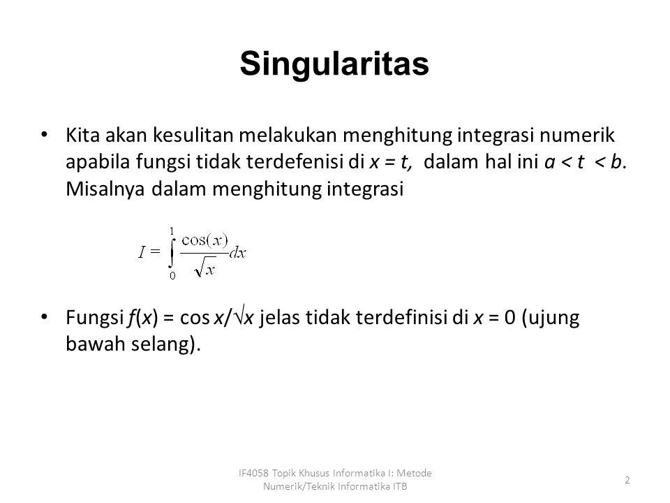 Singularitas
