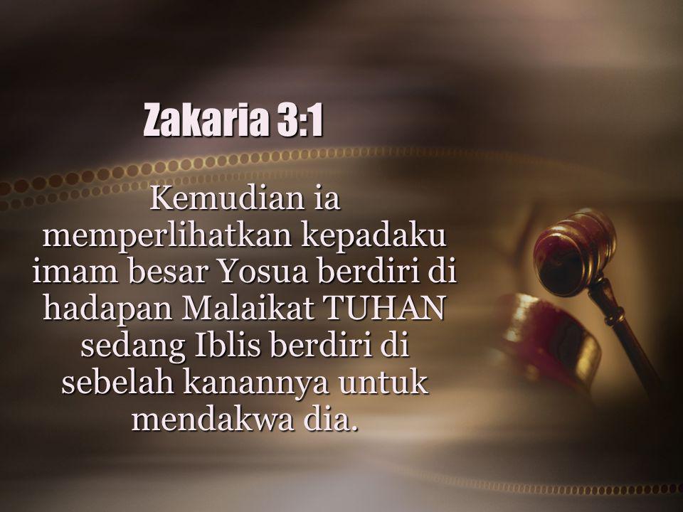 Zakaria 3:1