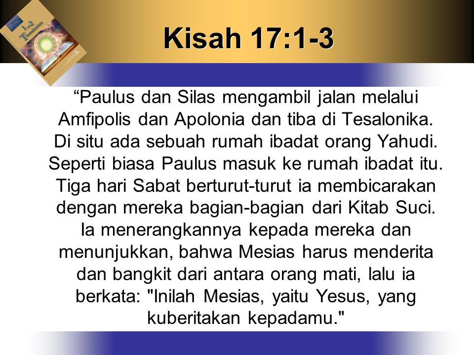 Kisah 17:1-3