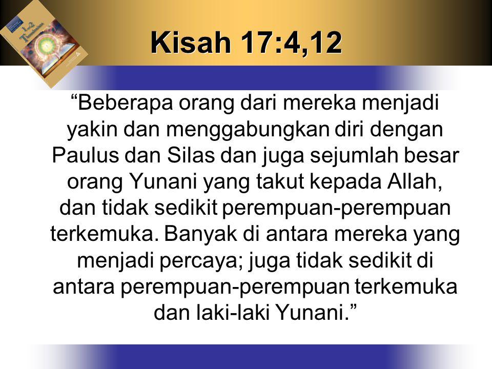 Kisah 17:4,12