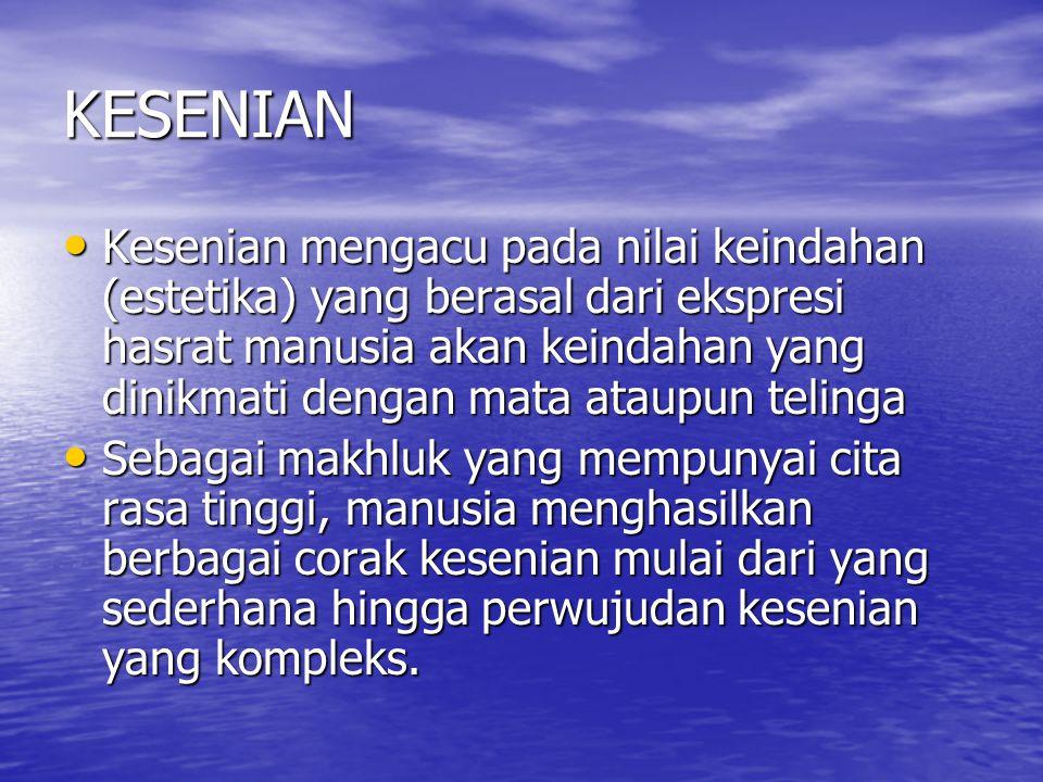 KESENIAN