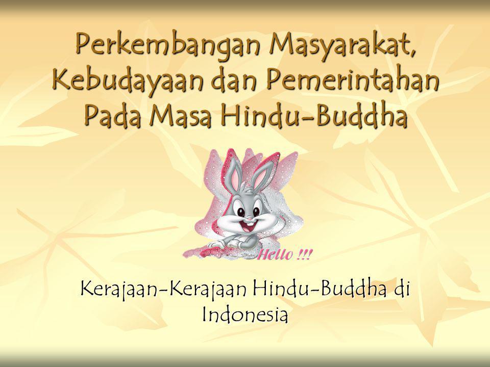 Kerajaan-Kerajaan Hindu-Buddha di Indonesia