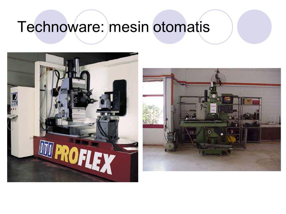 Technoware: mesin otomatis