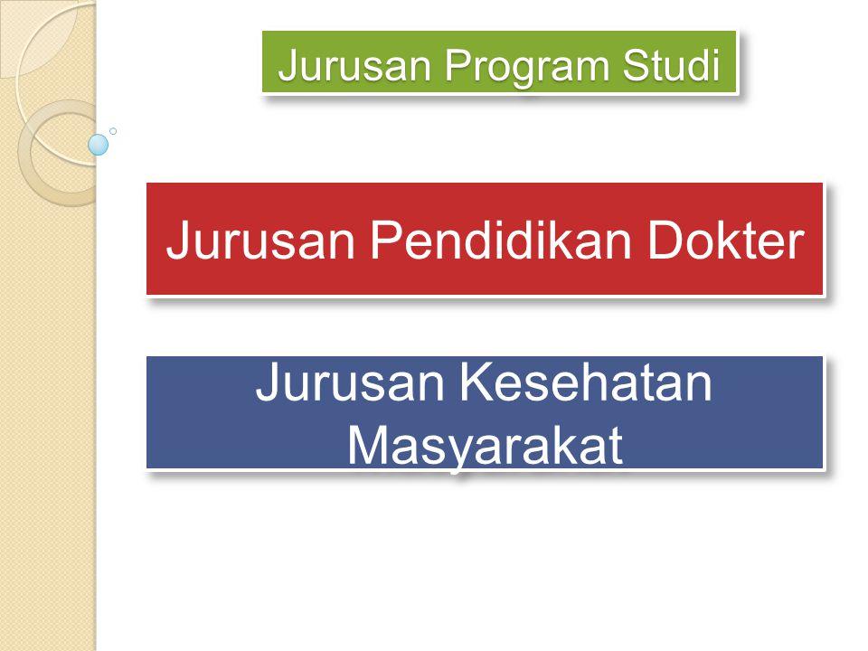 Jurusan Pendidikan Dokter