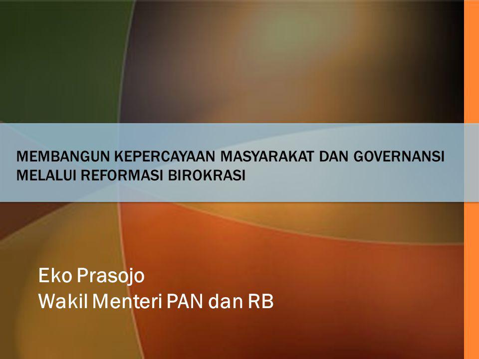 Wakil Menteri PAN dan RB