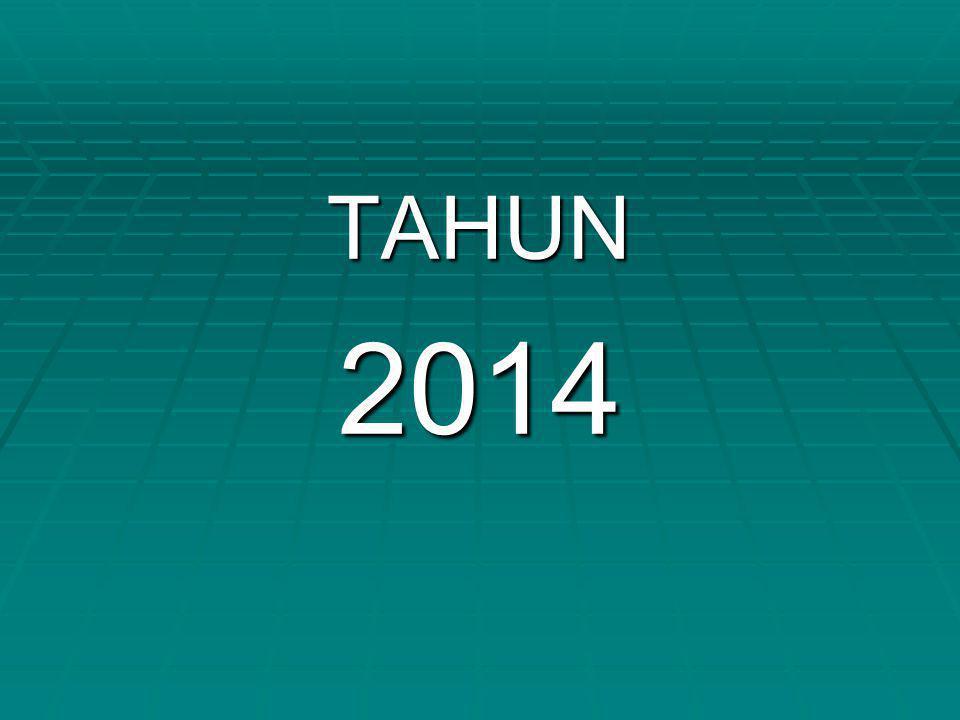 TAHUN 2014