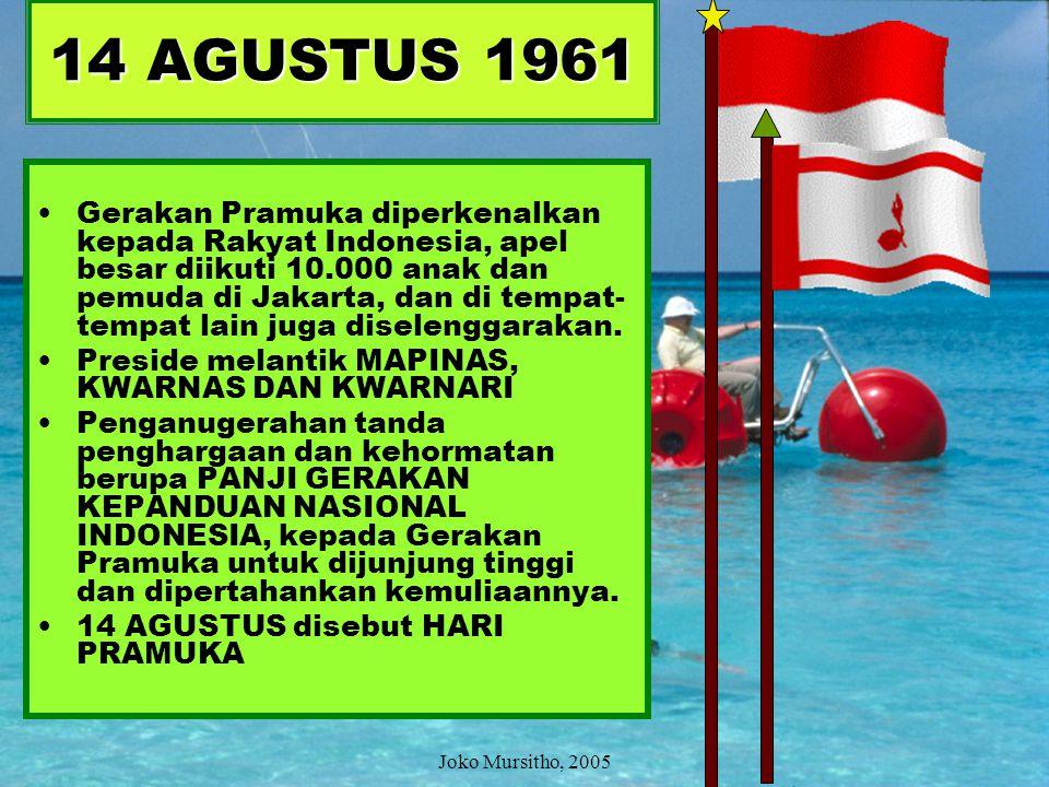 14 AGUSTUS 1961