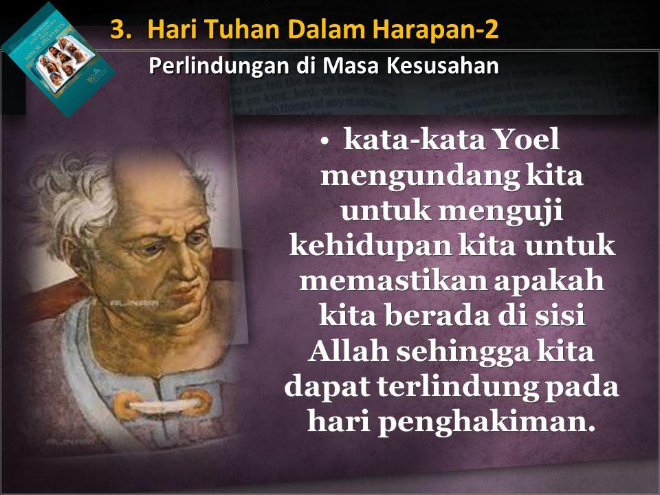 3. Hari Tuhan Dalam Harapan-2