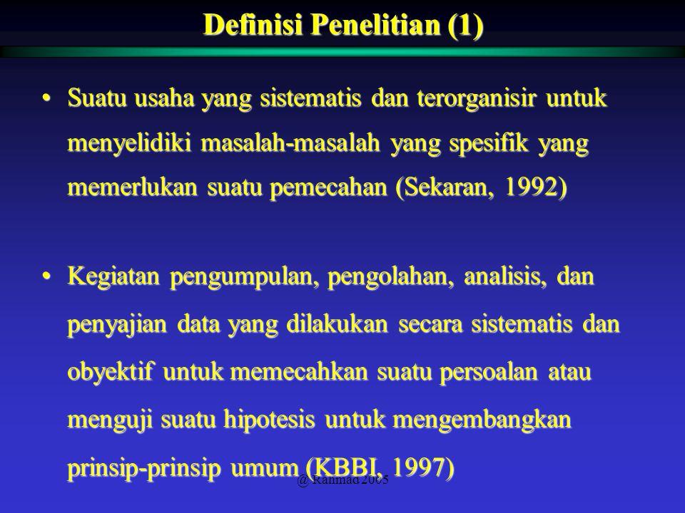 Definisi Penelitian (1)