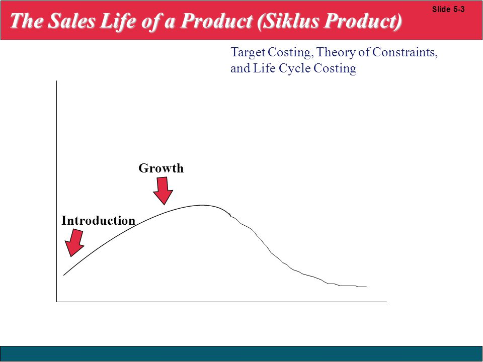 The Sales Life of a Product (Siklus Product)
