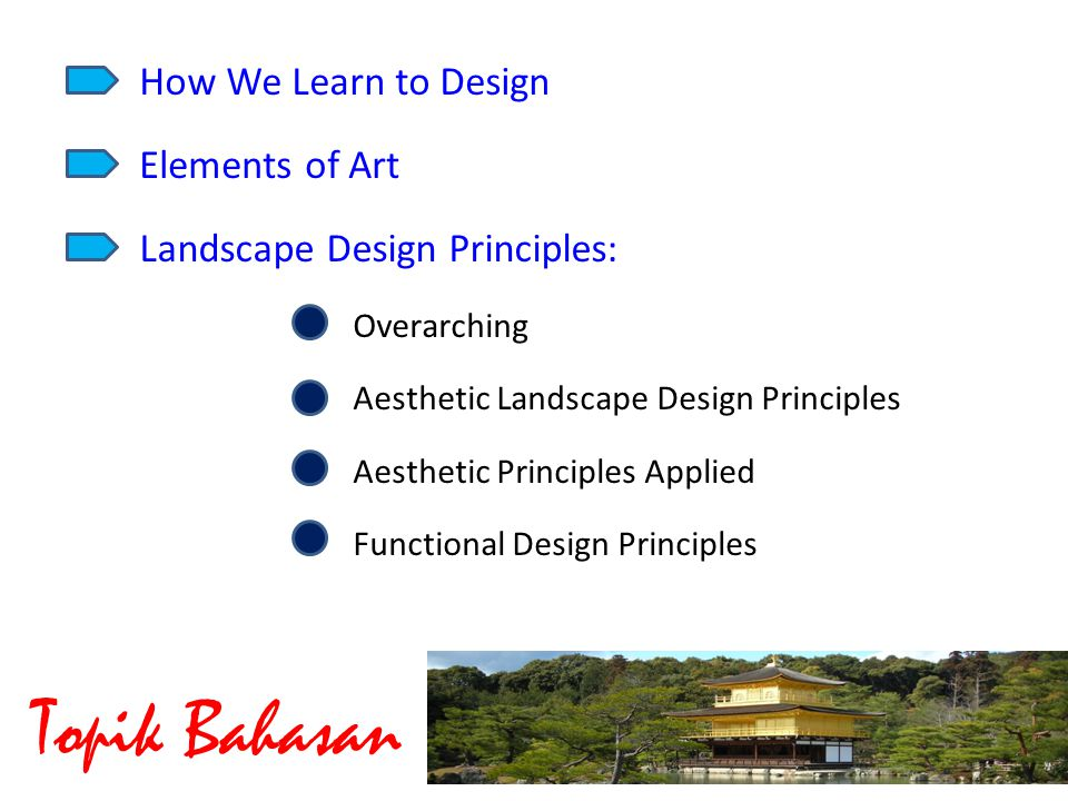 Principles of landscape design ppt the best design 2017 for Garden design principles