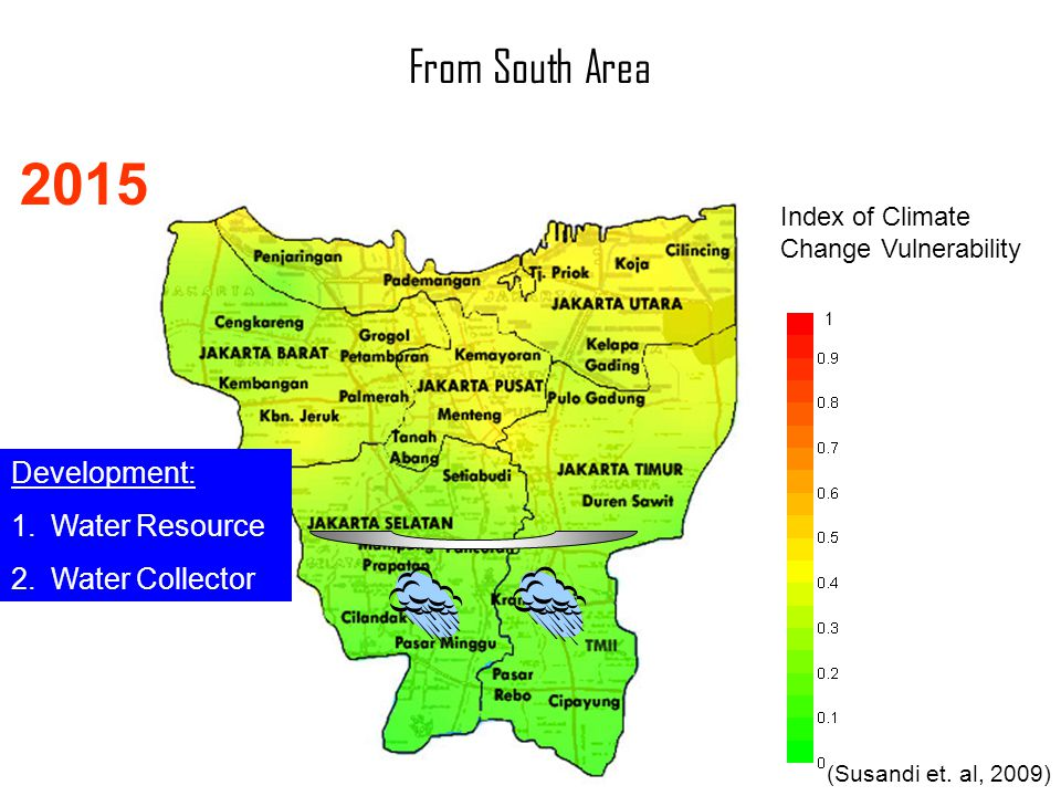 2015 From South Area Development: Water Resource Water Collector
