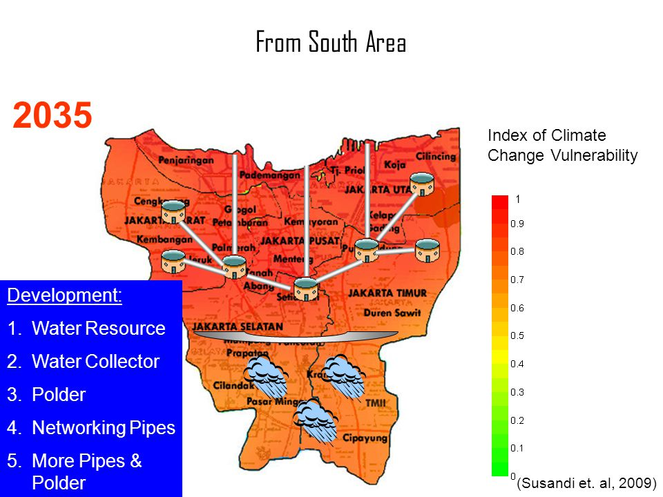 2035 From South Area Development: Water Resource Water Collector