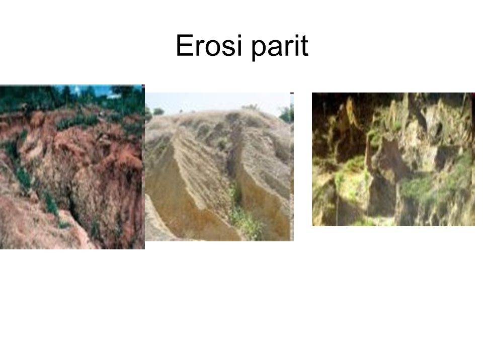 Erosi parit