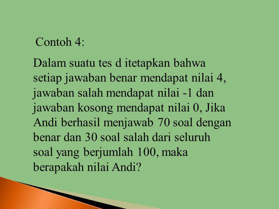 Contoh 4: