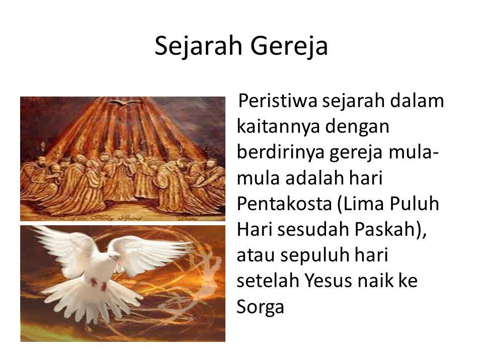 Sejarah Gereja
