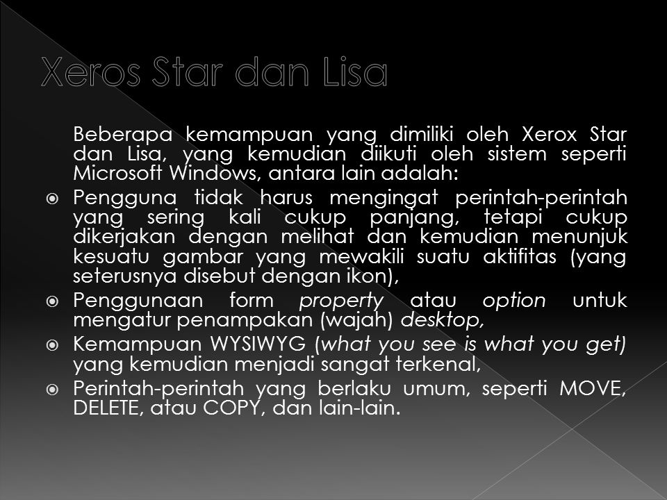 Xeros Star dan Lisa