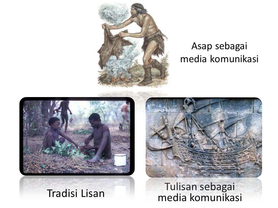 Asap sebagai media komunikasi
