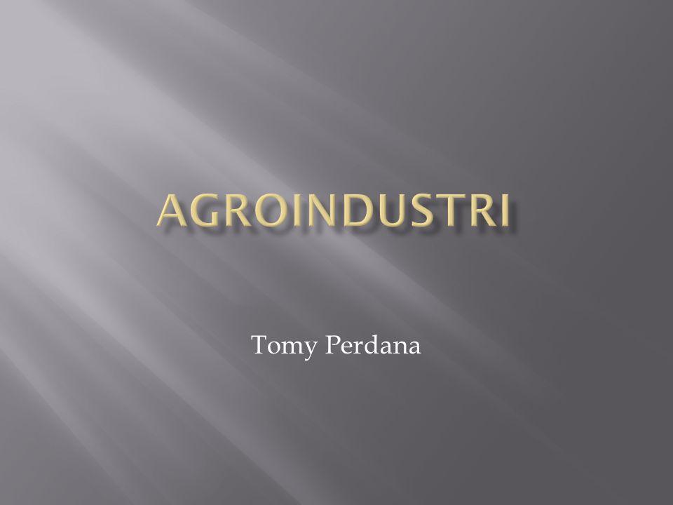 Agroindustri Tomy Perdana