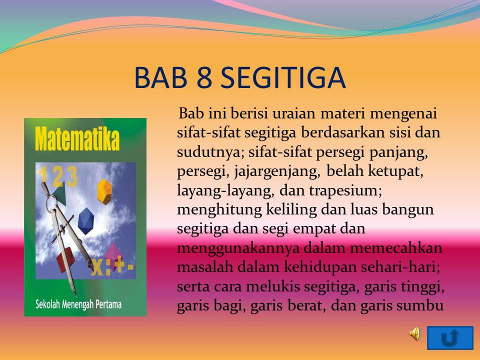 BAB 8 SEGITIGA