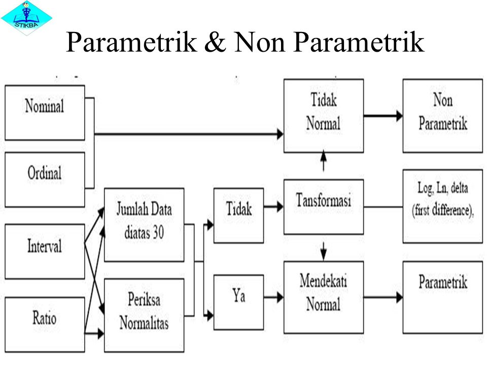 Parametrik & Non Parametrik
